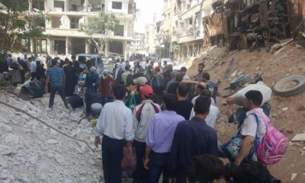 Syria Daily: UN — Number of Besieged Civilians Doubles