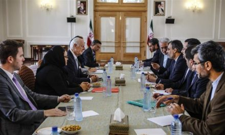 Iran Daily: Tehran Hosts UN Envoy for Syria