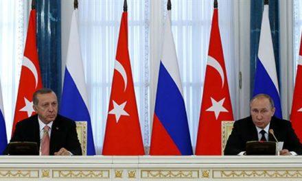 Turkey Feature: Erdogan & Putin Pledge Renewal of Turkish-Russian Ties