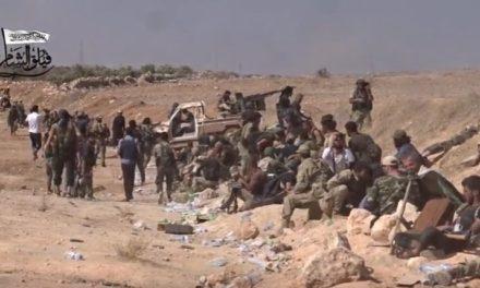 Syria Daily: Rebels Move Into Artillery Base Near Aleppo