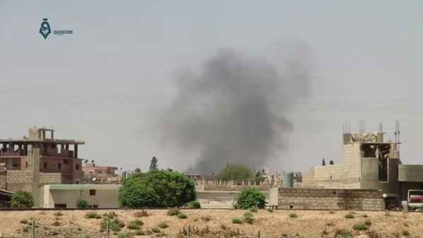 Syria Daily: Regime Fights and Bombs Kurdish Forces in Hasakah