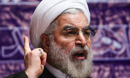 Iran Daily: Rouhani Joins Attacks on Saudi Arabia