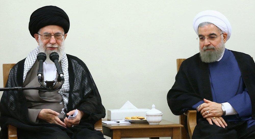 Iran Daily: Supreme Leader Tells Off His President
