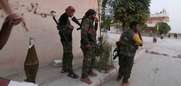 Syria Daily: Kurds Advancing v. Regime in Hasakah