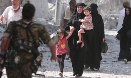 Syria Daily: Kurdish-Led Forces Take Manbij from Islamic State