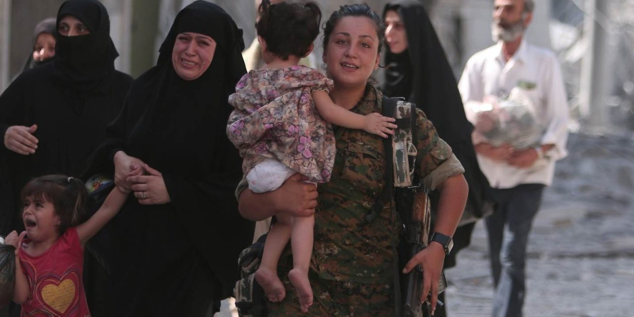 Syria Daily: Kurds-Led Force Hails Capture of Manbij from ISIS
