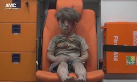 Syria Feature: Will This Injured Boy's Iconic Photo Change Anything? Probably Not.