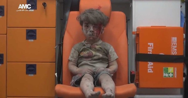 "Syria Video: Assad — Injured Omran is ""Faked Al Qa'eda Propaganda"""