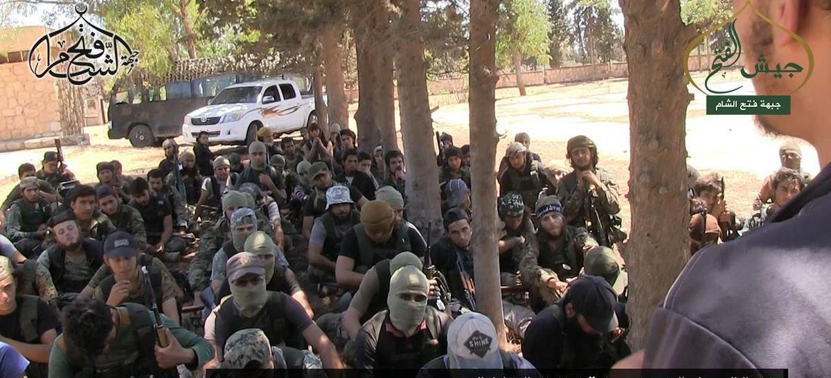 Syria Video Feature: The Rebel Offensive Near Aleppo