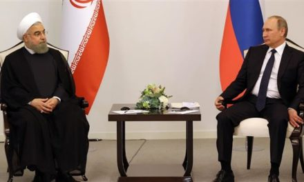 """Iran Daily: Tehran Proclaims """"All-Out Cooperation"""" With Russia"""