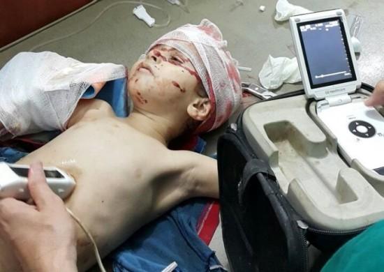 SYRIA CHILDREN NYT 1 08-16