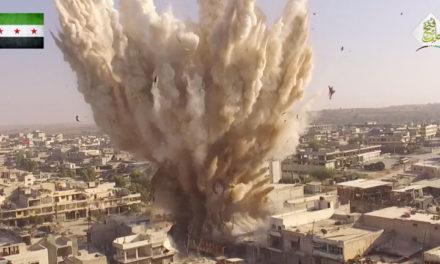 Syria Daily: Rebels Continue Advance Near Aleppo