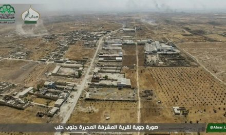 Syria Daily: Rebels Threaten to Reverse Siege of Aleppo