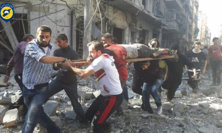 Syria Daily: Regime Claims Gains in Ground Offensive Inside Aleppo