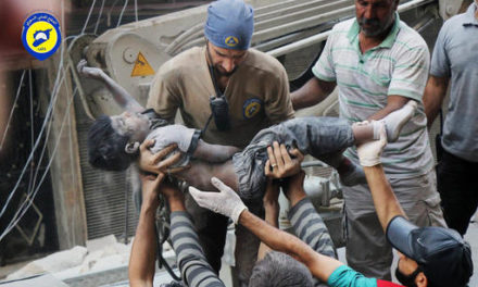 Syria Daily: Kerry Warns Russia, But Moscow Keeps Bombing Aleppo