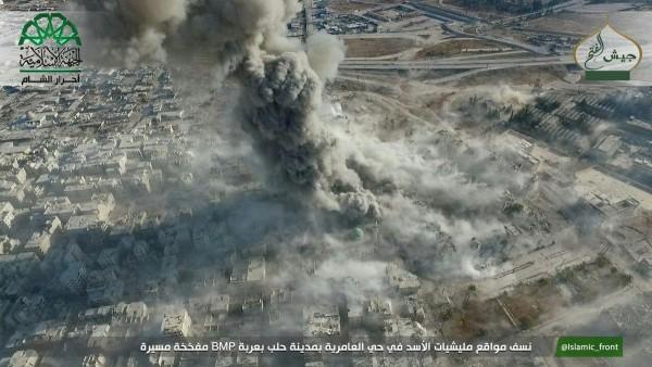 Syria Daily: Rebels Counter-Attack Near Aleppo