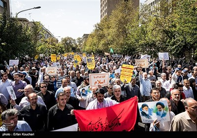 Iran Daily: Regime Stages an Anti-Saudi Display