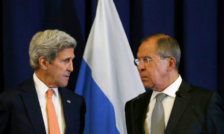 Syria Opinion: Kerry Fiddles While Aleppo Burns