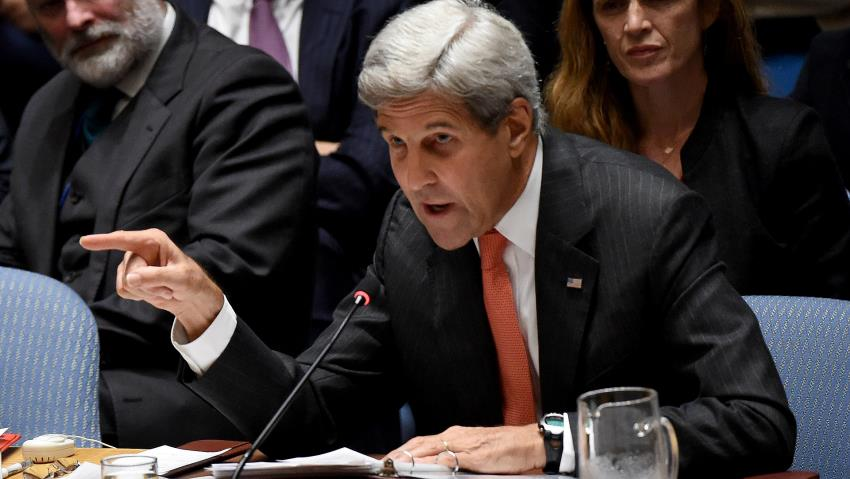 Syria Daily: Kerry Calls for Grounding of Russian and Regime Warplanes