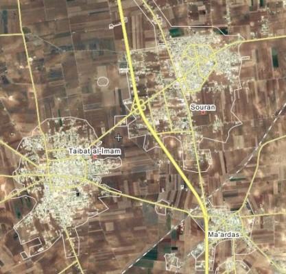 MAARDAS MAP