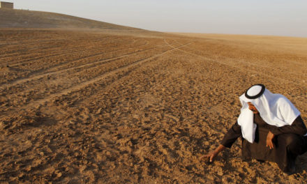 Syria Feature: How Assad Regime's Agricultural Failure Led to An Uprising