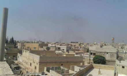 Syria Daily: Rebels Take Another Town in Hama Offensive