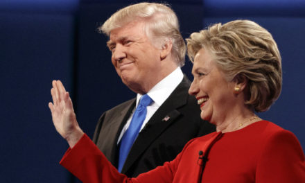 US Video: 1st Clinton-Trump Presidential Debate