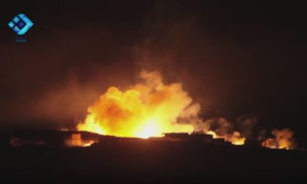 """Syria Audio Analysis: After the """"Ceasefire"""", Assad Burns Aleppo"""