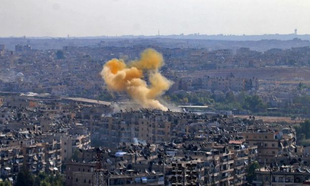 Syria Daily: Russia & Regime Resume Bombing of Aleppo