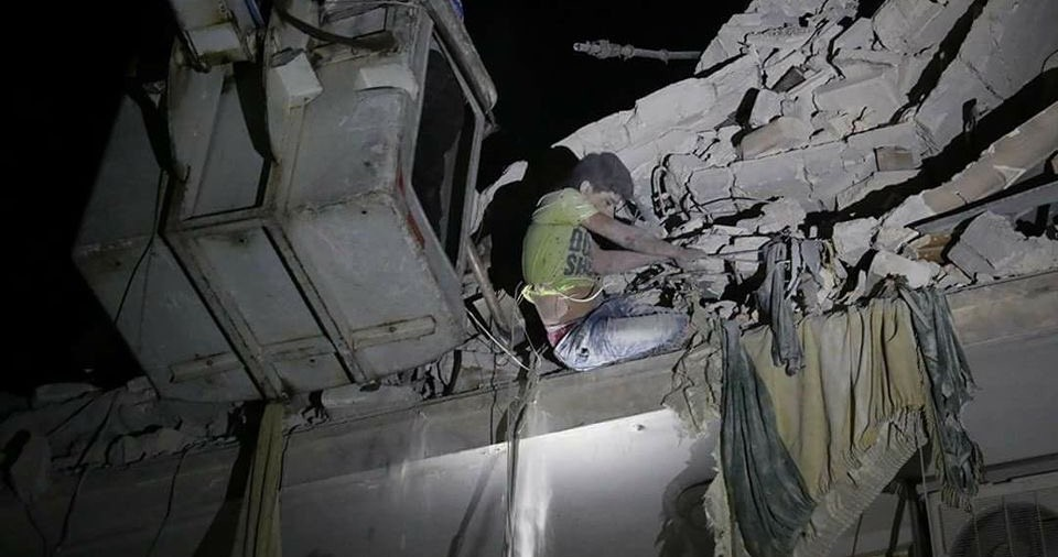 Syria Daily: Russia-Regime Continue Bombing Despite Talks