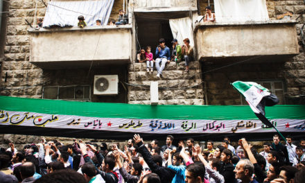 "Syria Feature: The Forgotten Revolutionaries Who Rose Up ""To Kill This Fear"""