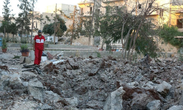 Syria Daily: Russian-Regime Bombing of Aleppo Continues, Damages Another Hospital