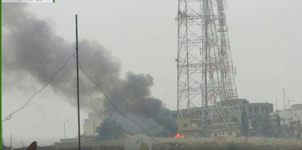 aleppo-shelling-radio-tower-28-10-16
