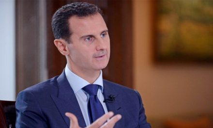 Syria Interview: Assad — We Are Not Attacking Civilians in Aleppo