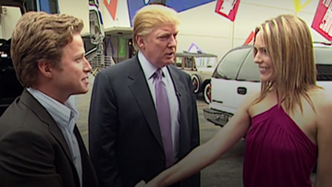 US Audio Analysis: Trump, Bush, & the Decline of American Media