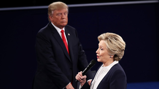 US Analysis: Politics Is in the Gutter — The 2nd Clinton-Trump Debate