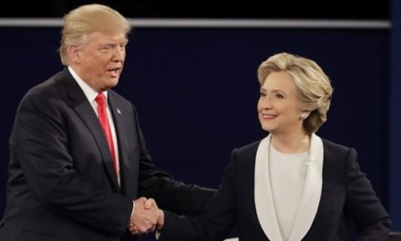 "US Analysis: 3rd Trump-Clinton Debate — ""Stick a Fork in The Donald. He's Done."""