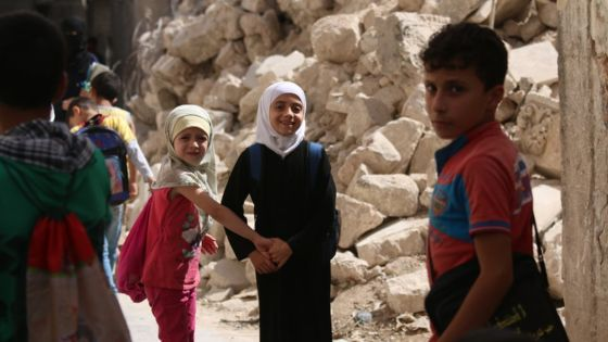 Syria Feature: Life Under Siege in East Aleppo