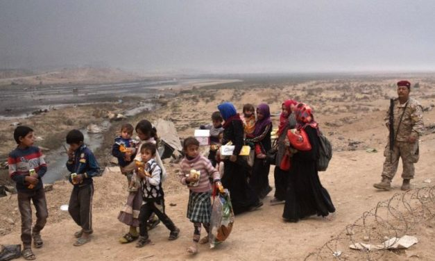 Iraq Feature: Mosul Offensive — UN Says ISIS Using Civilians as Human Shields