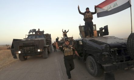 Iraq Analysis: A Beginner's Guide to the Battle for Mosul
