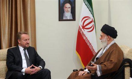 """Iran Daily: Supreme Leader Denounces """"Terrorism-Nurturing"""" West"""