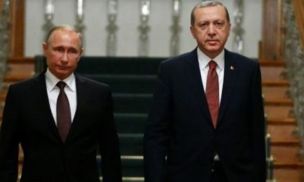 Syria Daily: Turkey's Erdoğan and Russia's Putin Confer