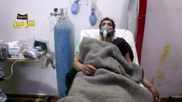 Syria Feature: UN Finds Regime Guilty of 3rd Chemical Attack