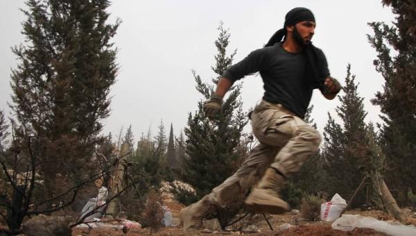 Syria Daily: Rebels Strike Back Near Aleppo