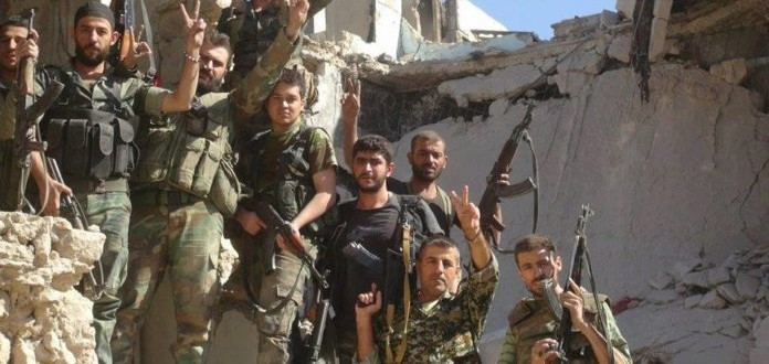 Syria Daily: Pro-Assad Forces Advance Farther in Aleppo
