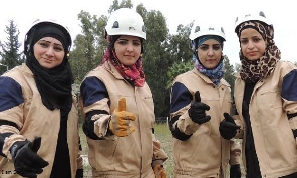 Syria Feature: These Are The White Helmets