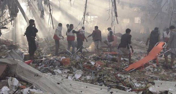 Yemen's War: Trump Administration to Lift Restrictions on Support of Saudis?