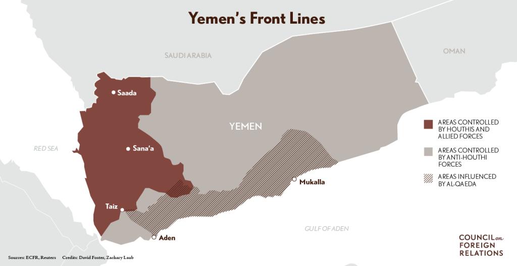 yemen-frontlines