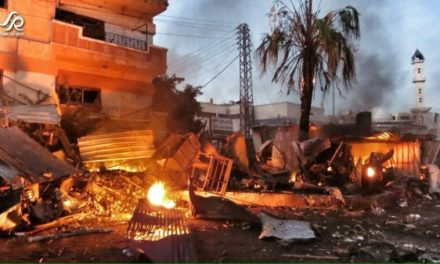 Syria Daily: Russia and Regime Bomb Aleppo…and Idlib and Homs