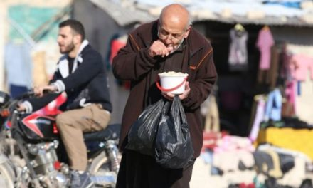 Syria Daily: Food Aid Exhausted in East Aleppo